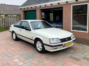 Opel Monza Coupé (1985)