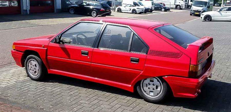 Citroen BX Sport 1986. De echte iconische Flodder BX 2