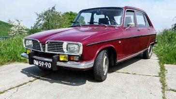 Renault 16 TS 1968. De voltreffer van Jaap 1