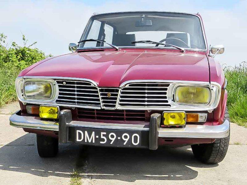 Renault 16 TS 1968. De voltreffer van Jaap 4