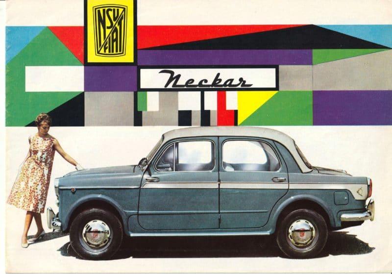 1957 Neckar