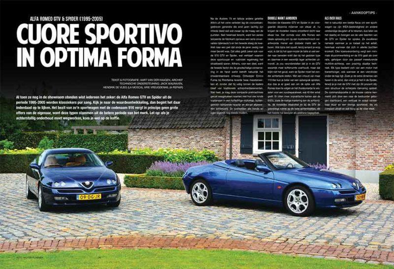 Alfa Romeo GTV Spider 1995 2005