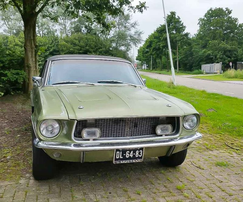 Ford Mustang California special 2