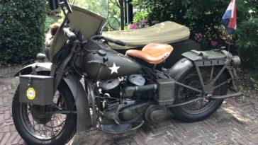 Harley zijsp WL