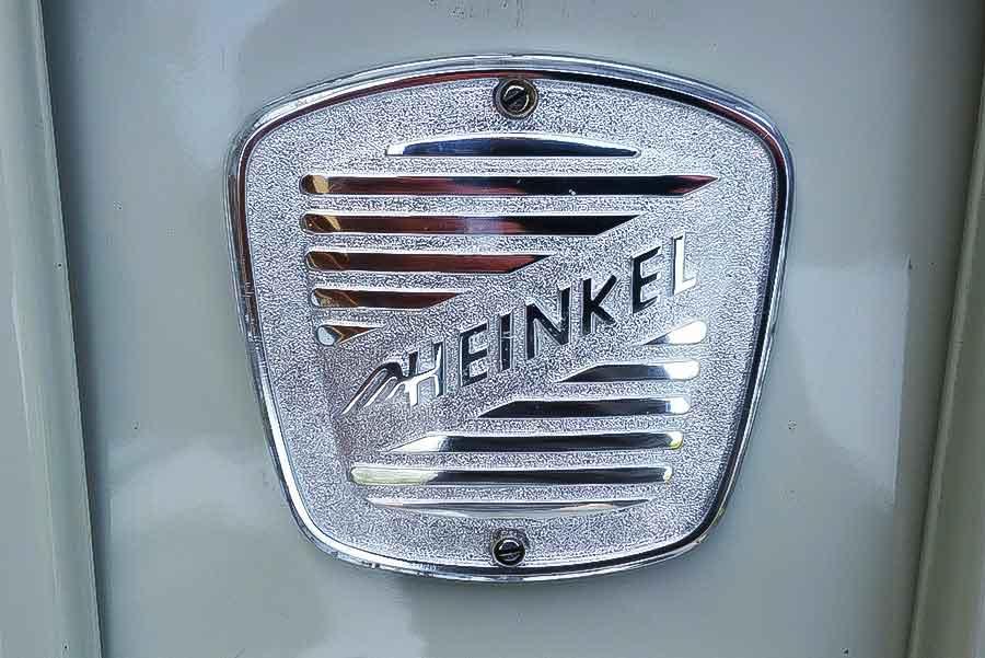 Heinkel Tourist 1961 3