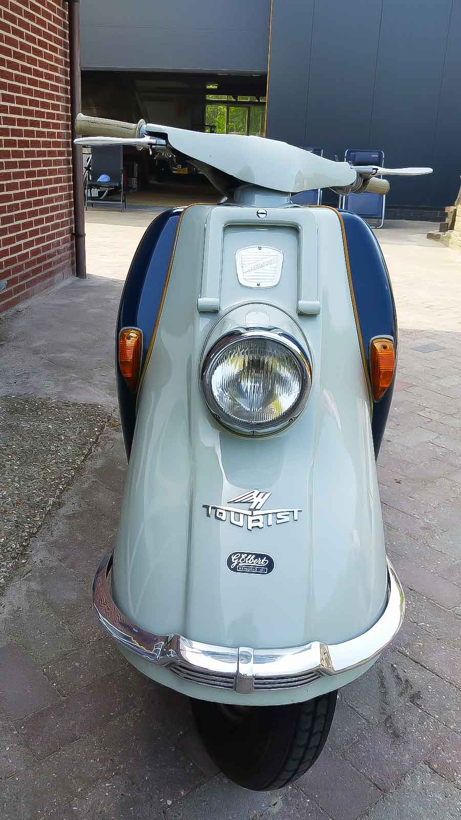 Heinkel Tourist 1961 5