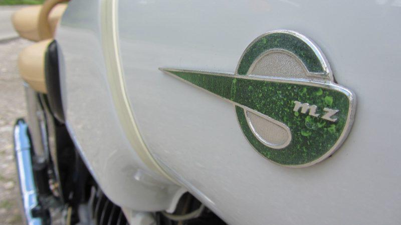 Het MZ-embleem was afgeleid van DKW