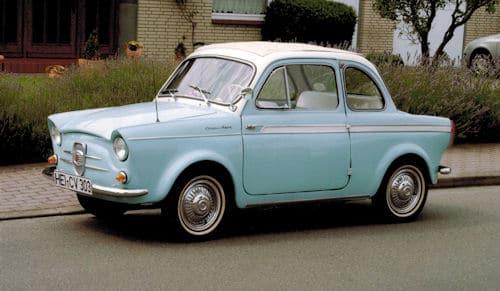 NSU Fiat Winsburg Limoust BJ 1960
