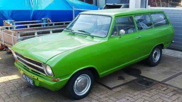 Opel B Kadett Caravan van Sjoerd 1973 1