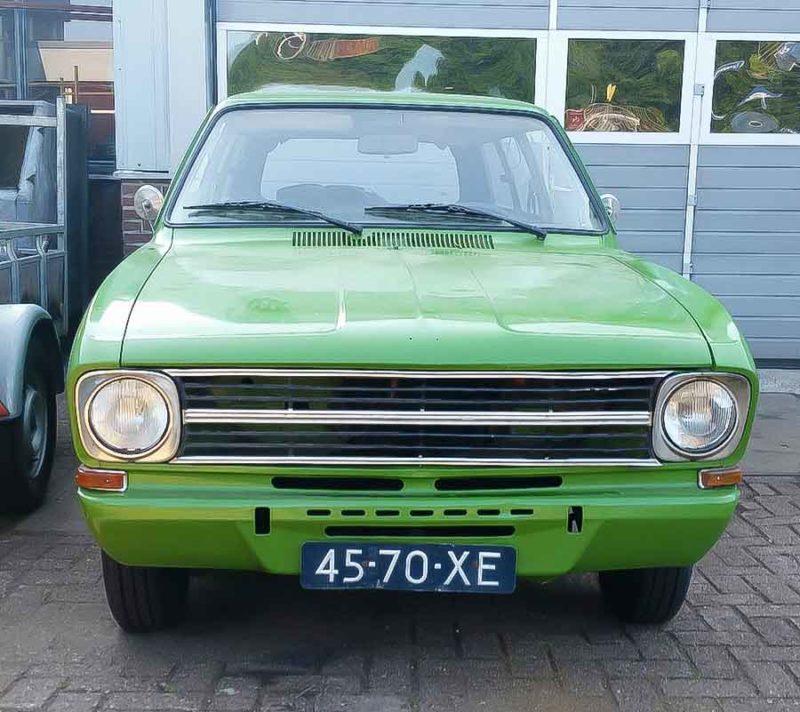 Opel B Kadett Caravan van Sjoerd 1973 3
