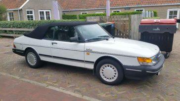 Saab Cabrio 900 Turbo 1988 2