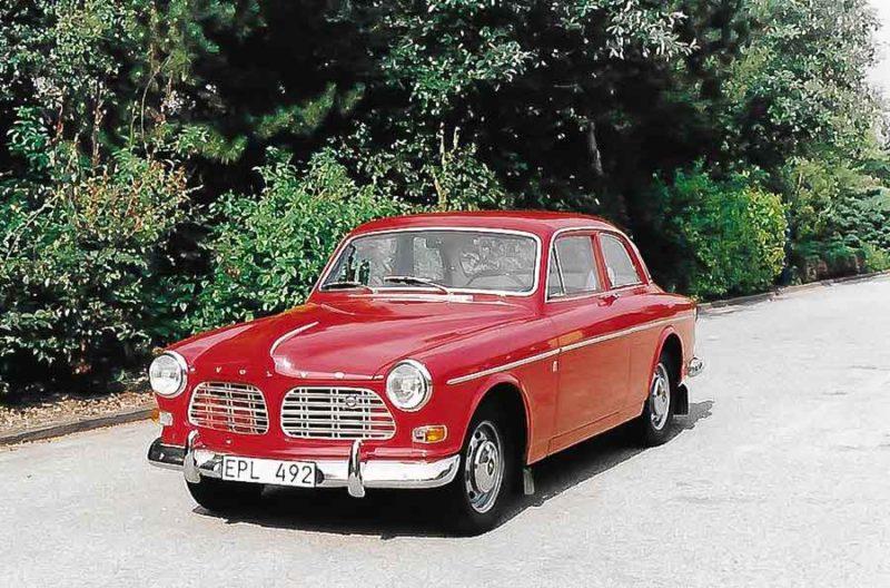 Volvo Amazon 1968 3