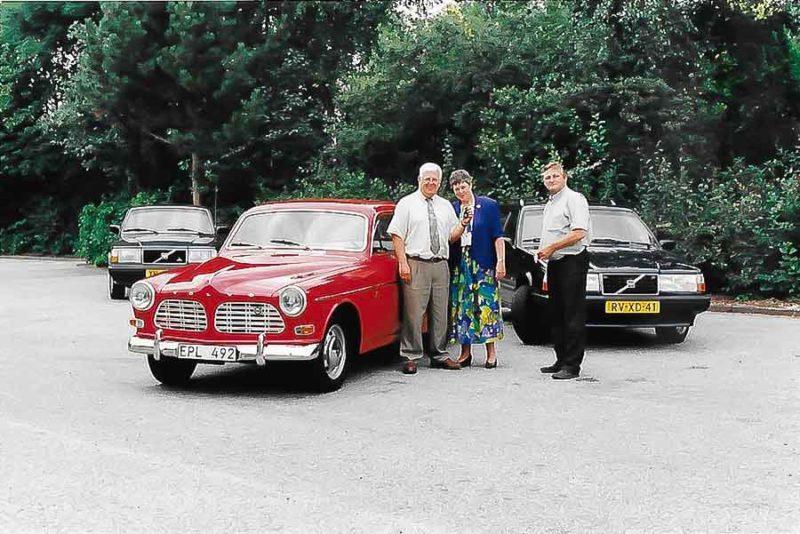 Volvo Amazon 1968 4