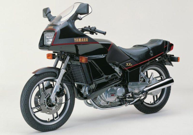 Yamaha XZ550 2