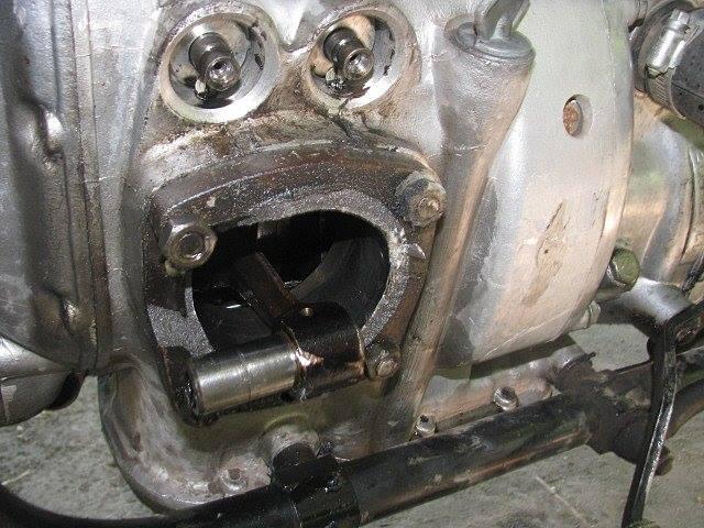 ural cilinder
