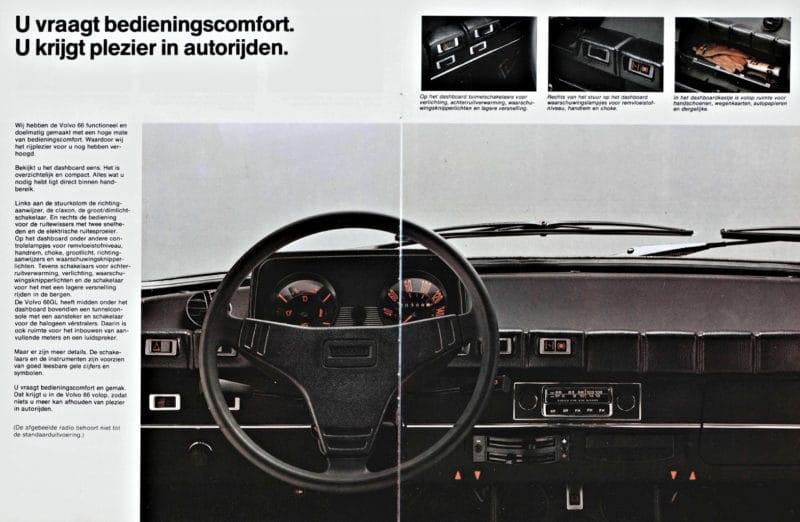 volvo 1978 interieur