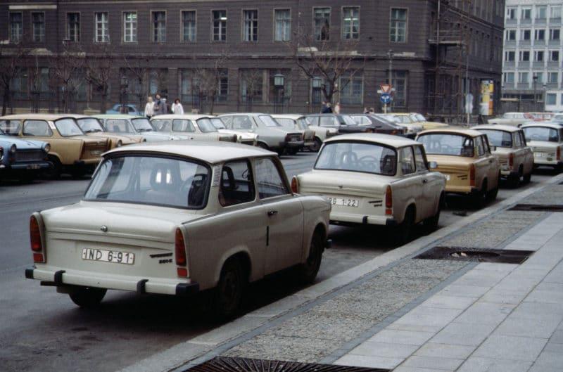 Oost-Berlijn medio jaren '80