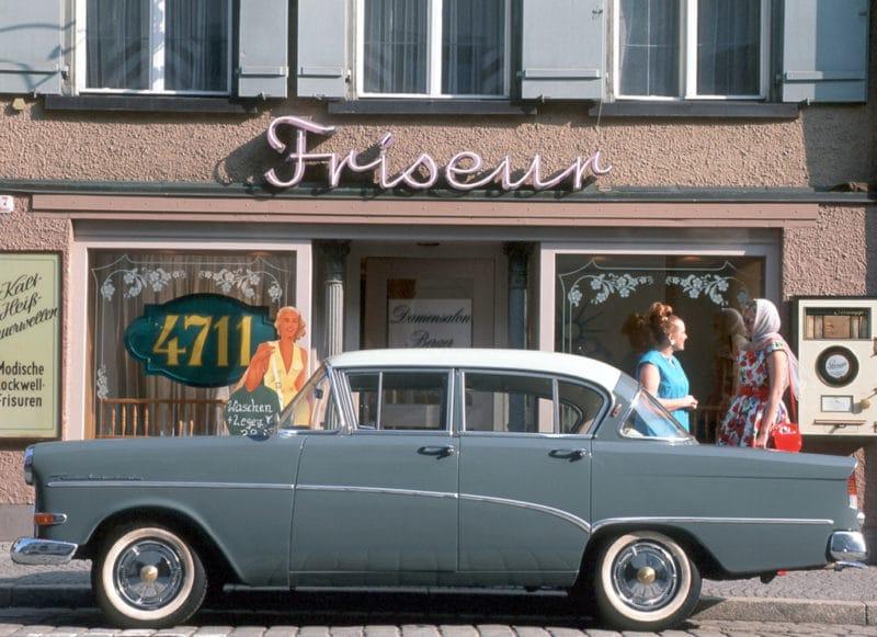 In de jaren vijftig was Opel het toonbeeld van keurige degelijkheid.