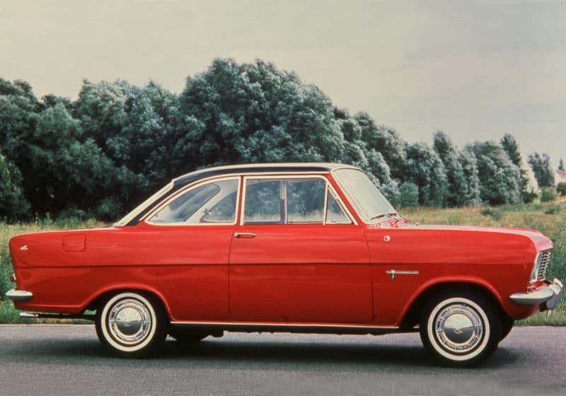 1963 Opel Kadett Coupe 9516