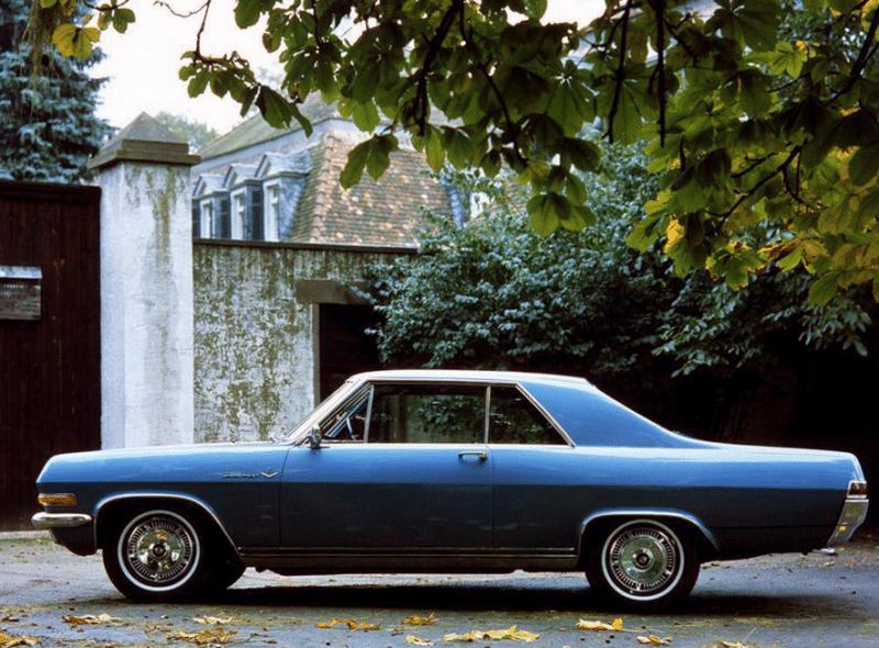 1966 Diplomat Coupe V8