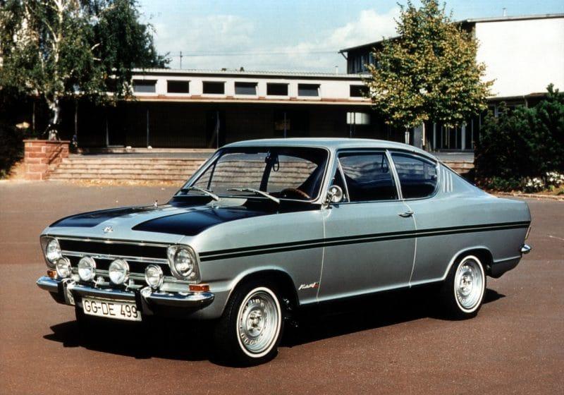1966 Opel Kadett Coupe Rallye 13602