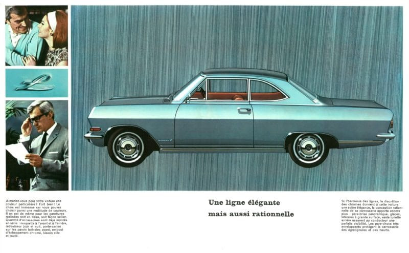 1966 Opel Rekord 0809