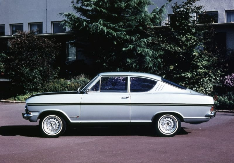 1966 Rallye Kadett