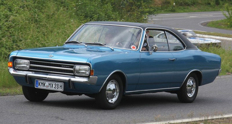 1966 Rekord Coupe