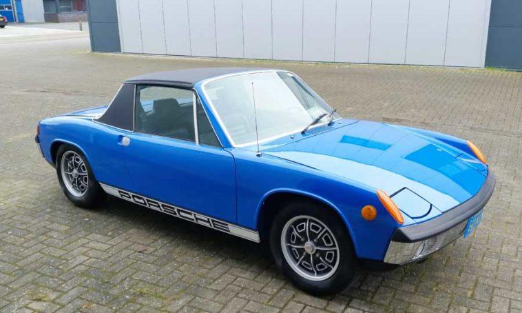 VW-Porsche 914-1