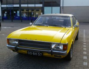Ford Consul Coupé (1974)