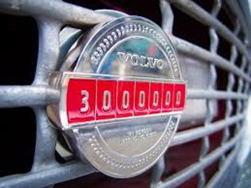 Drie miljoen mijl: een wereldrecord