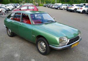 Citroen GS 1220 Club 1973 1