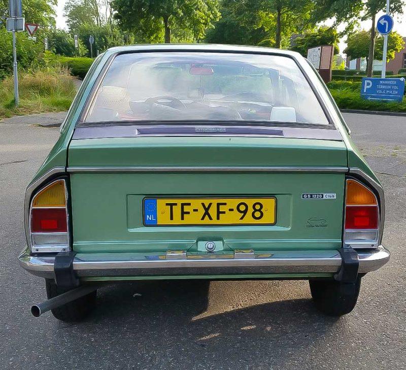 Citroen GS 1220 Club 1973 4