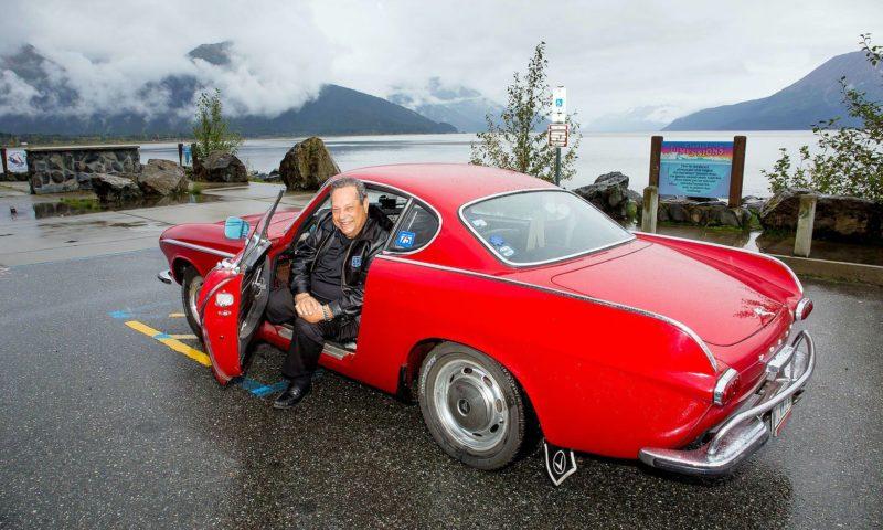 Irv Gordon reed ruim vijf miljoen kilometer met zijn 1800S