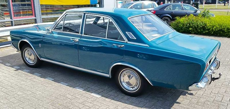 Ford 20 M 1968 4