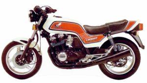 Honda CB900FA 83