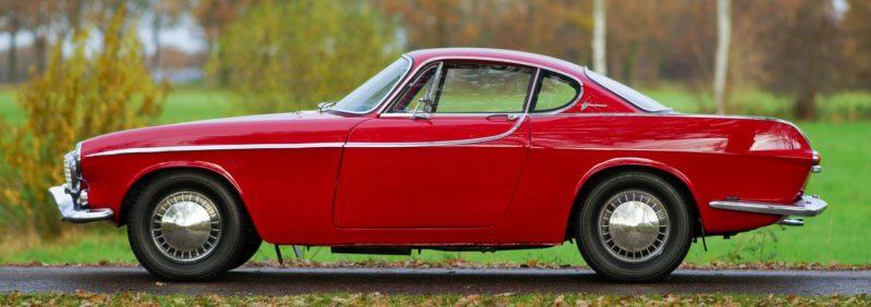 "Volvo ""Jensen"" P1800"