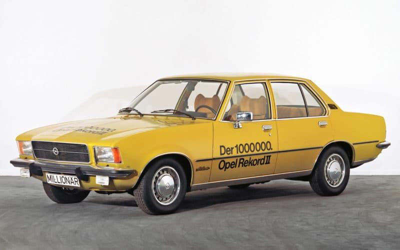15 Opel Rekord 115236