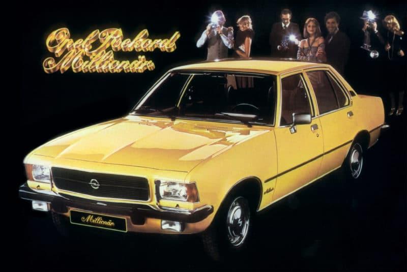 16 Opel Rekord 179173