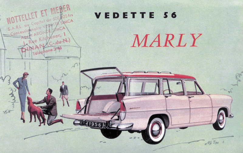 Vedette Marly I