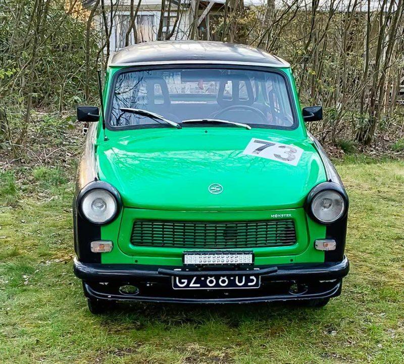 Trabant 601 sedan (1964)